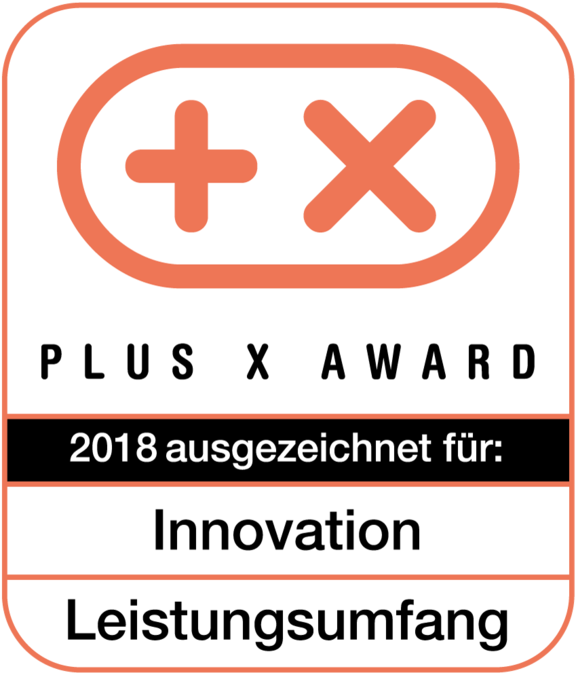 Plus-X-Awards 2018